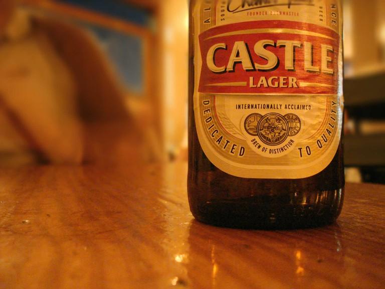 Castle Lager © Warren Rohner/Flickr