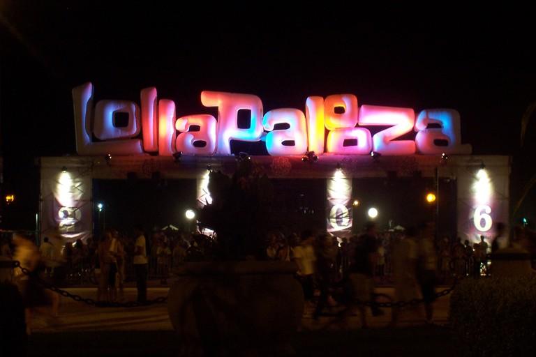 Lollapalooza, Chicago | © Tammy Lo/Flickr