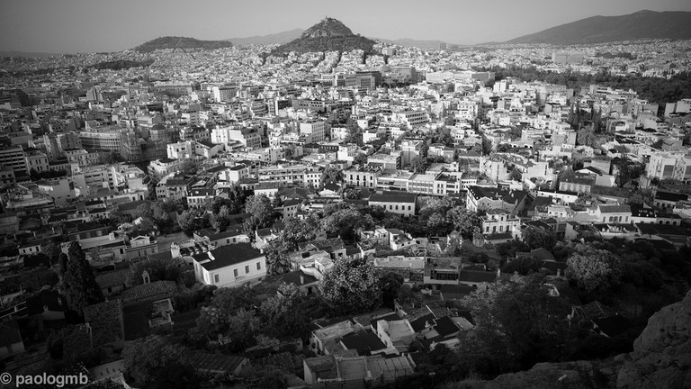 Athens view |© Paolo Gamba/Flickr