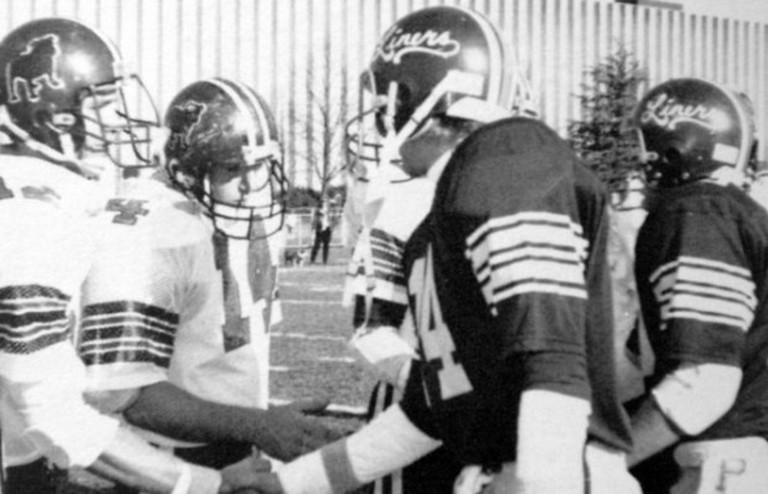 The 1988 meeting between Easton and Phillipsburg was broadcast on ESPN. | © Lehighvalleylive