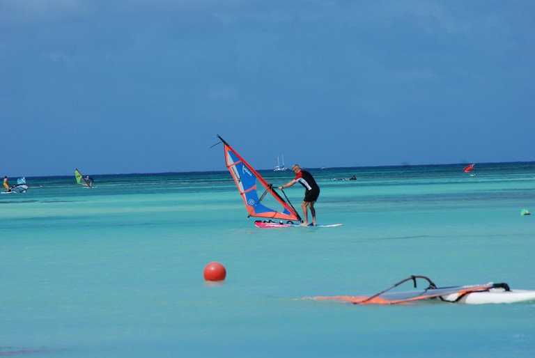 This Could Be You, In Aruba | © Harvey Barrison