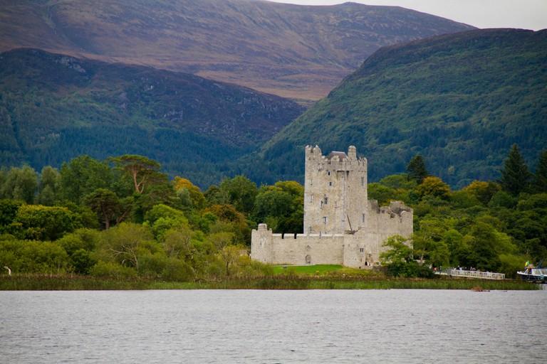 Irish castle | © Alexander Granholm/Flickr