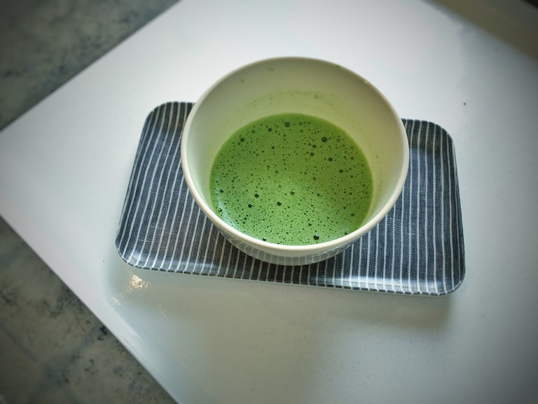 Tea made from high-quality matcha | © T.Tseng/Flickr