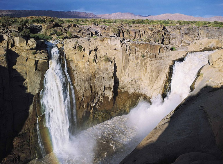 Augrabies Falls, Northern Cape, South Africa © South African Tourism / Flickr