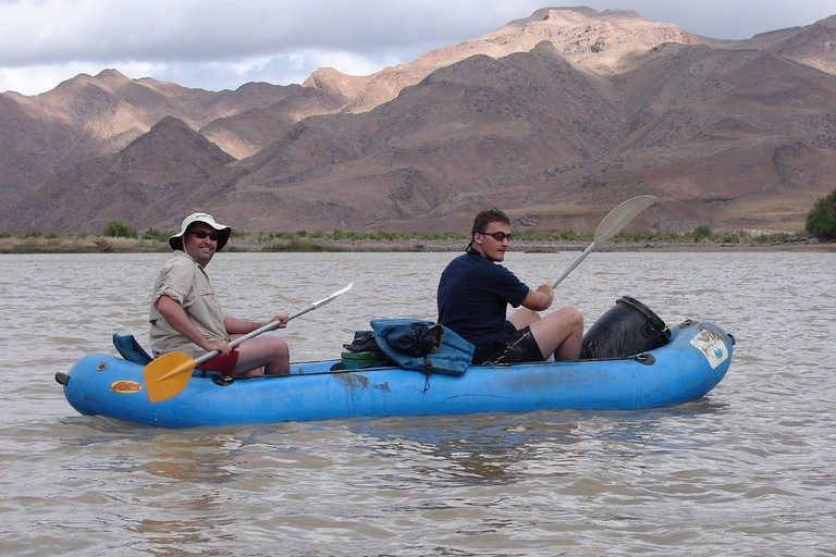 Orange River rafting, South Africa © Maurits Vermeulen/Flickr