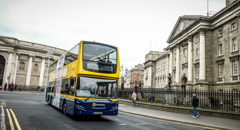 Dublin Bus | © Bro. Jeffrey Pioquinto, SJ/Flickr