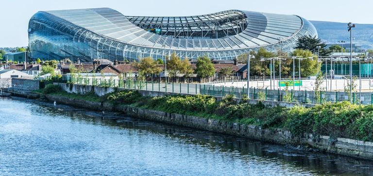 The Aviva Stadium, Dublin |© William Murphy/Flickr