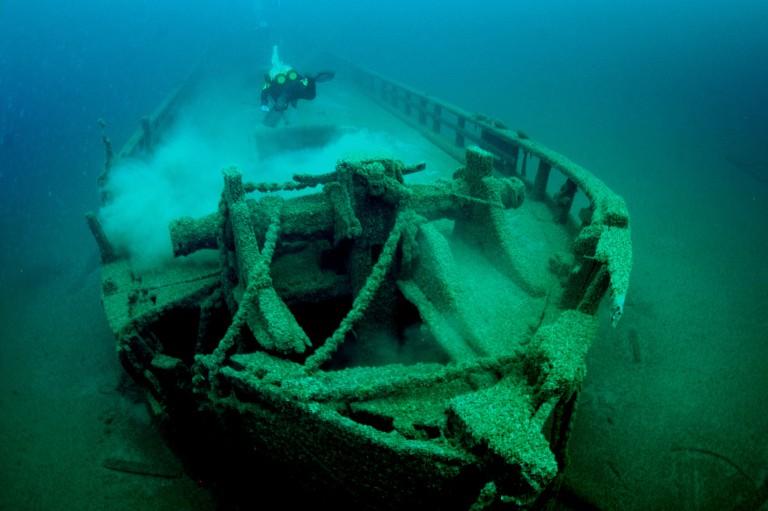 Wisconsin Nomination | © NOAA Office of National Marine Sanctuaries/Flickr