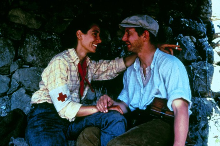 LAND AND FREEDOM, Rosana Pastor, Ian Hart, 1995
