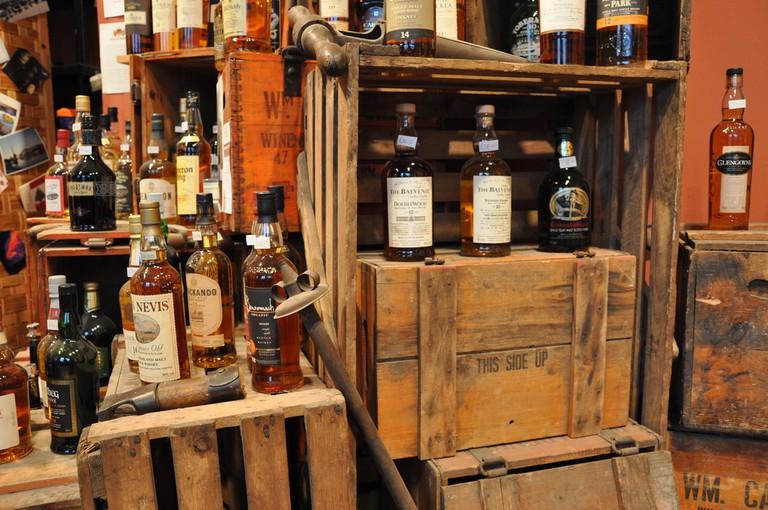 Whisky | © Silvia Molinari/Flickr