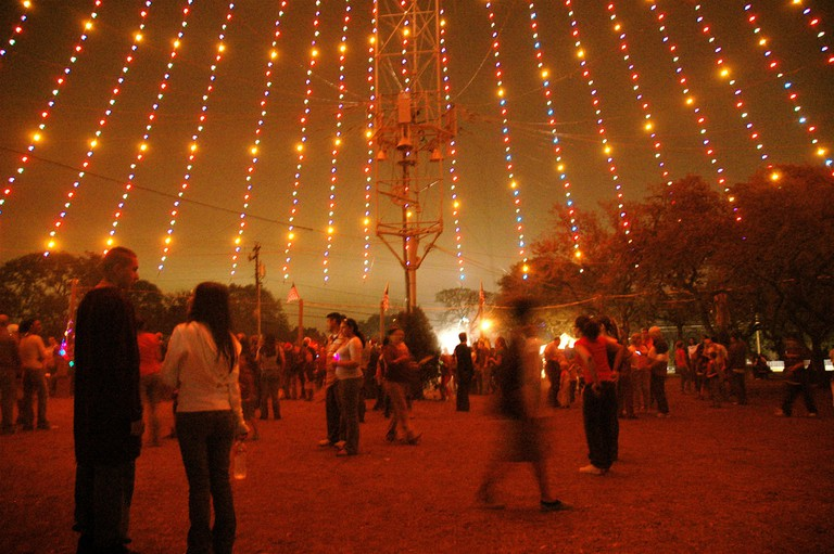 Under the Zilker Holiday Tree © That Other Paper/Flickr