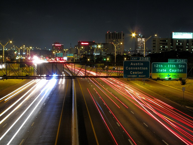 Approaching Downtown Austin © Matthew Rutledge/Flickr