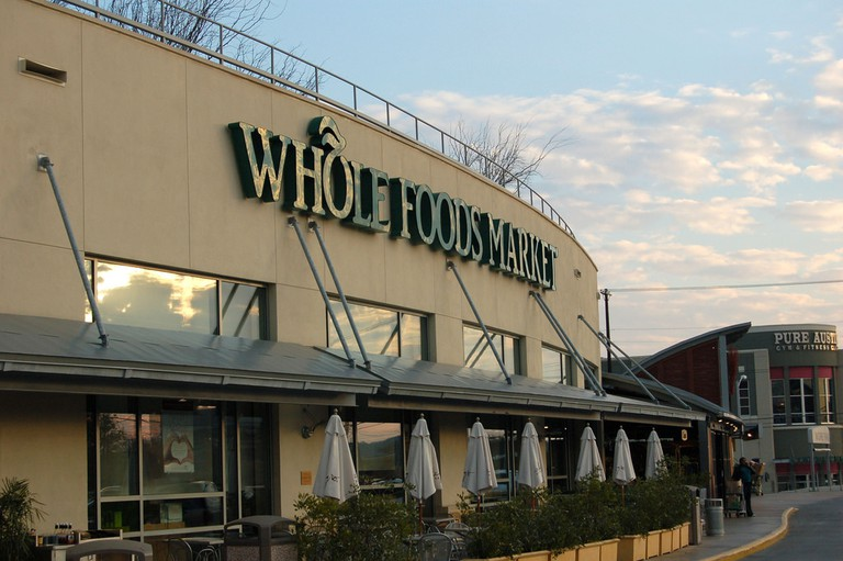 Whole Foods Market © That Other Paper/Flickr