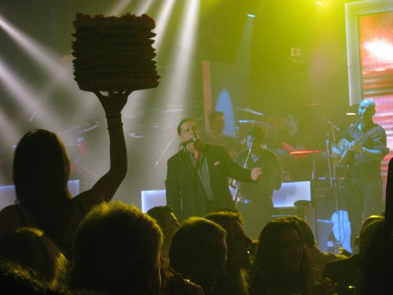 Vasilis Karras performing |© Tilemahos Efthimiadis/Flickr