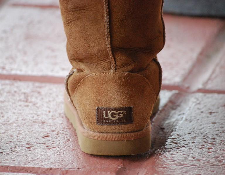 UGG Boots © Jeff Clark/Flickr