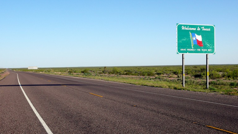 Welcome to Texas © Matthew Rutledge/Flickr