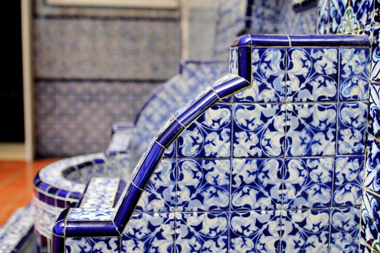 Talavera tiles | © Mr.TinDC/Flickr
