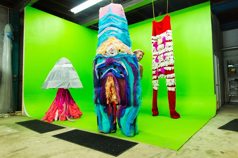 Artist Jen Clay, Installation View, Courtesy Photo | © Superfine!
