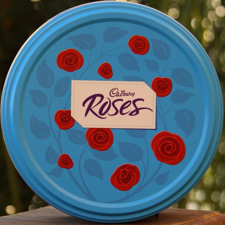 Cadbury Roses | © Mark Morgan/Flickr