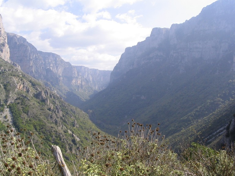 Vikos gorge | © Costas Tavernarakis/Flickr