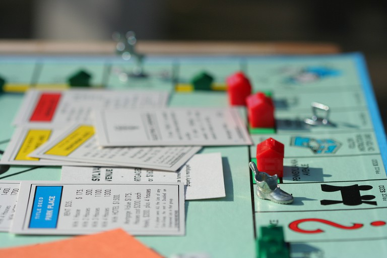 Monopoly © John Morgan/Flickr