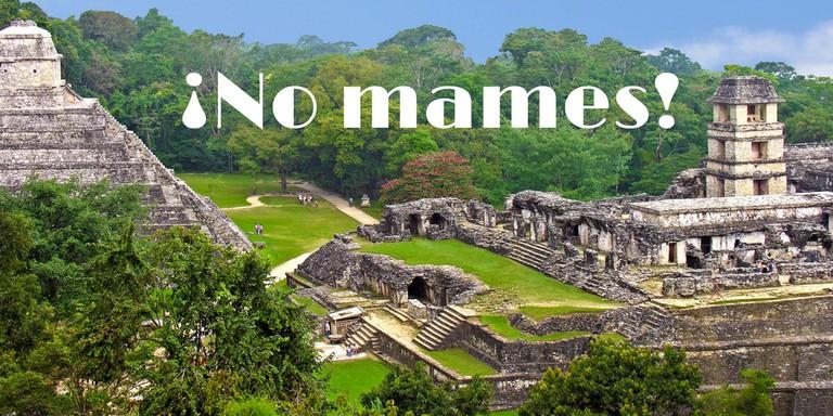 Palenque | © Dennis Jarvis/Flickr