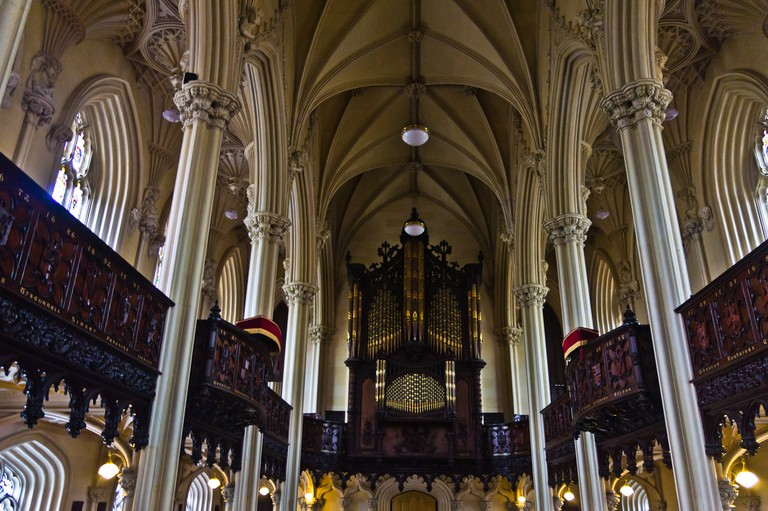 The Chapel Royal in Dublin Castle | © William Murphy/Flickr
