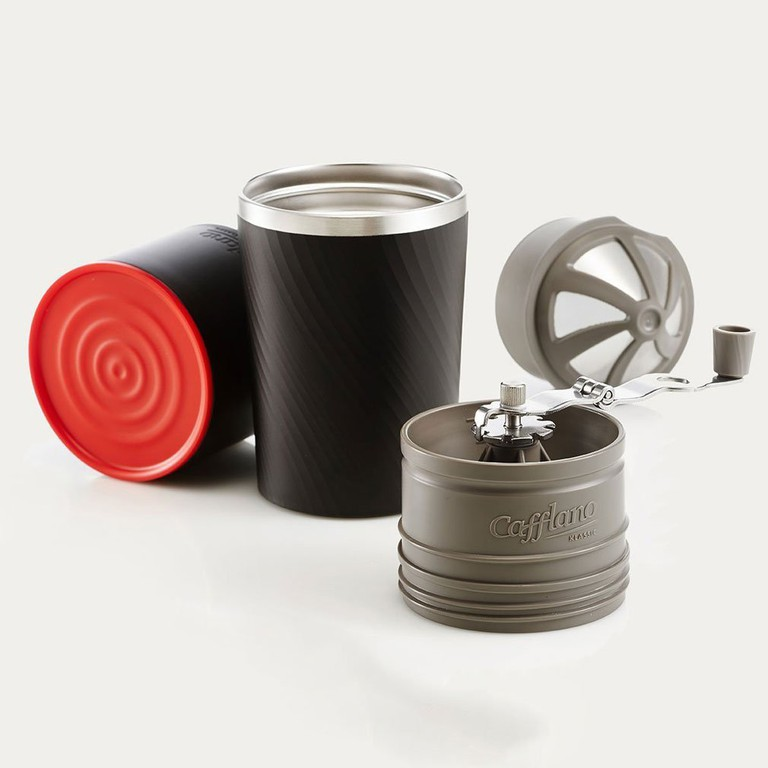 Cafflano World's First Portable All-in-one Coffee Maker from Amazon