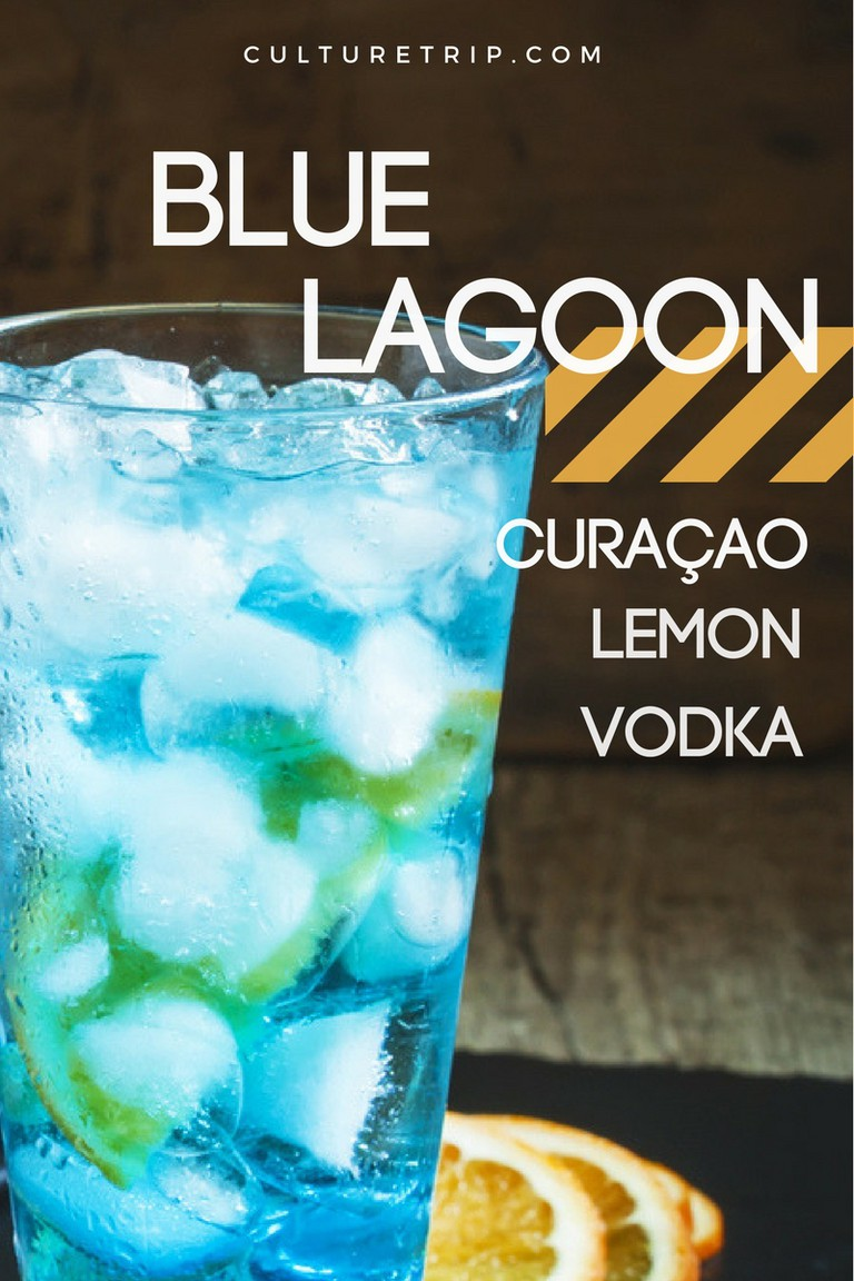 Blue Lagoon, 15 3-Ingredients Cocktails | © Culture Trip - Maxence Effantin