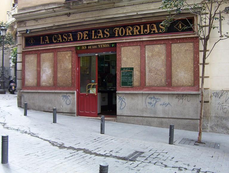 The house of torrijas © Francisco Gonzalez