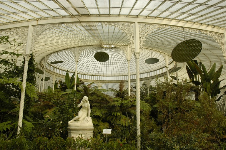 Kibble Palace | © Paul Stainthorp/Flickr