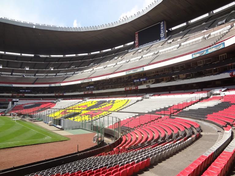 Estadio Azteca | © The Stadium Guide/Flickr