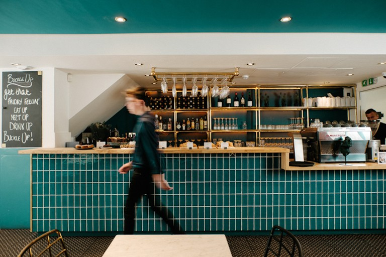 Buckle Up restaurant, Sandycove | Courtesy of Suzie McAdam