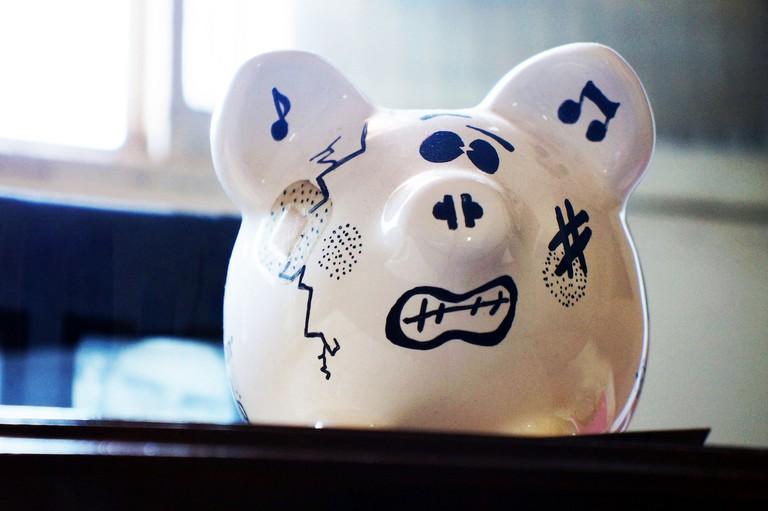 broken suicidal pig   © Rafael J M Souza/Flickr