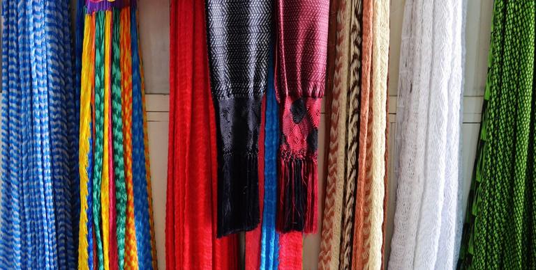 Mexican textiles | © Razi Machay/Flickr