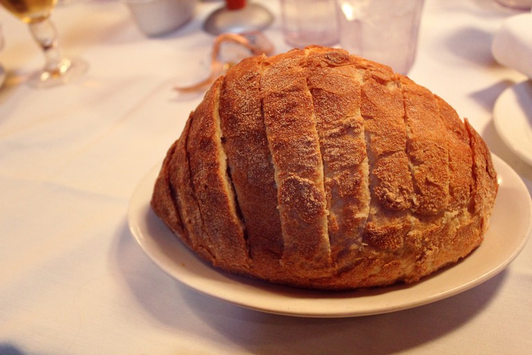 Bread on the table is a must | © Kaitlin