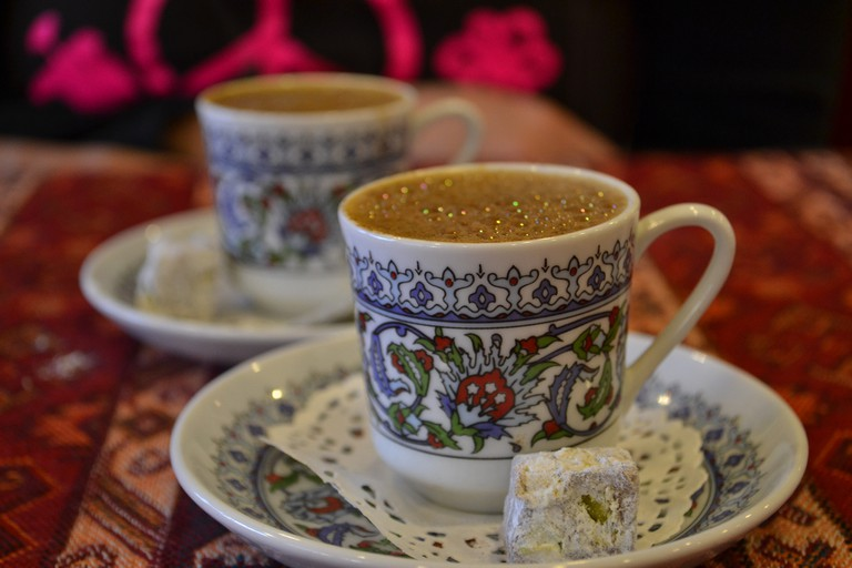 Another Turkish Coffee | © InOutPeaceProject/Flickr