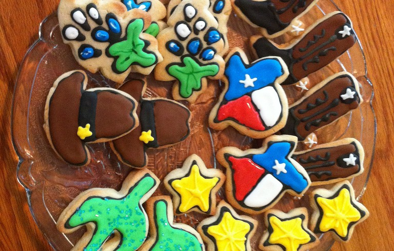 Texas Cookies | © Bruce Szalwinski/Flickr