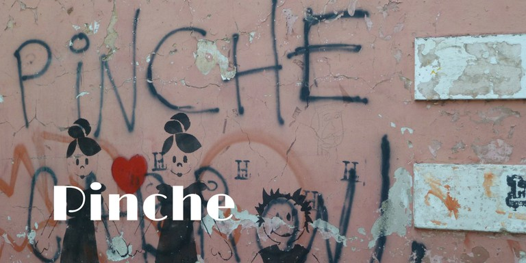 Pinche graffiti in Argentina | © Randal Sheppard/Flickr
