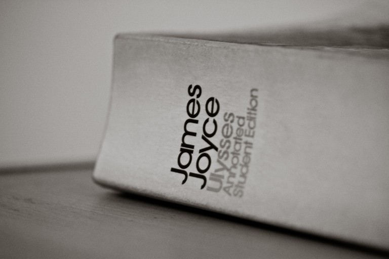 Ulysses by James Joyce | © poppet with a camera/Flickr