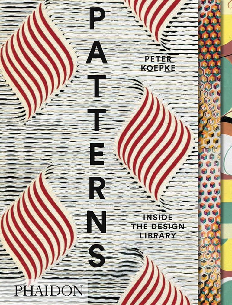 Patterns: Inside the Design Library by Peter Koepke published by Phaidon