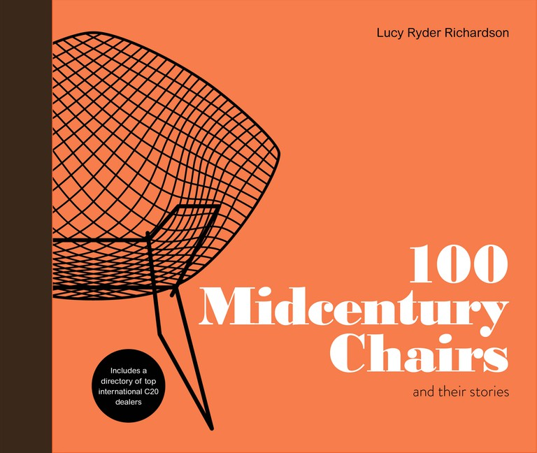 100 Midcentury chairs book