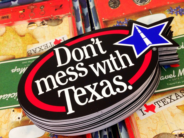 TSLAC Don't Mess with Texas © Texas State Library/Flickr