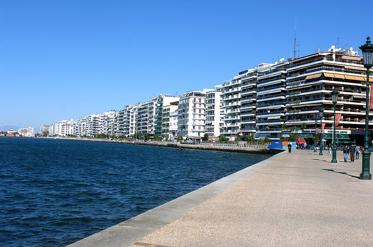 Thessaloniki waterfront | ©Валерий Дед/WikiCommons