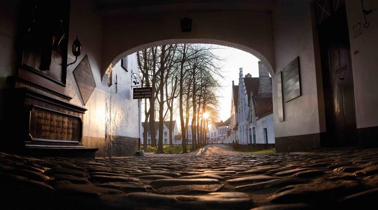 Beguinage | © Jan D'Hondt/courtesy of Toerisme Brugge