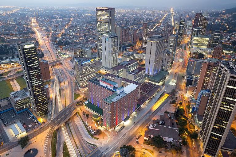 Bogotá   © startupi.com.br/WikiCommons