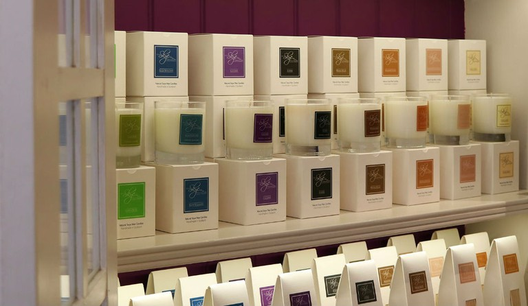 Isle Of Skye Candles | Courtesy Of Tori Chalmers