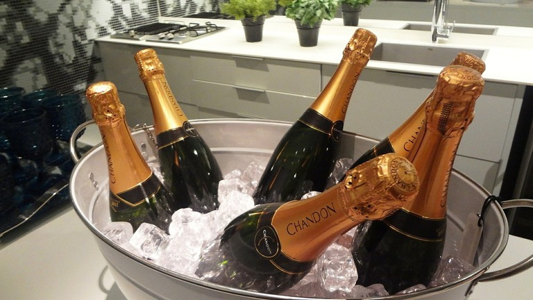 Champagne  © pixabay