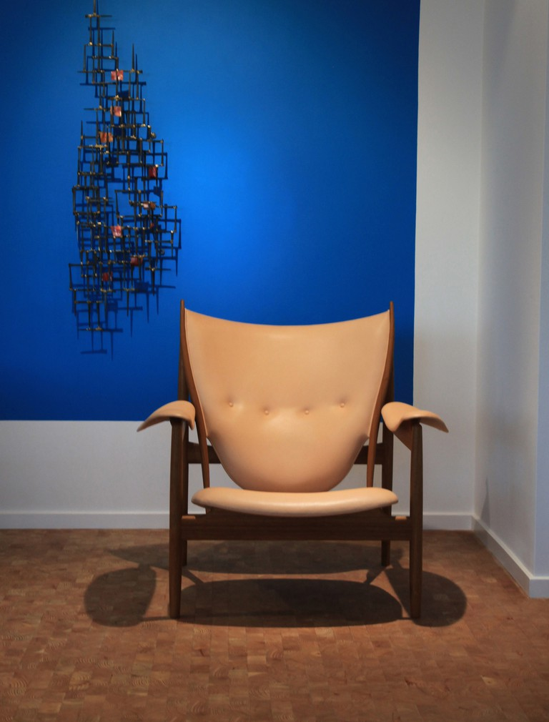 Chieftain chair | © Modern Shows, photography Kevin Dutton