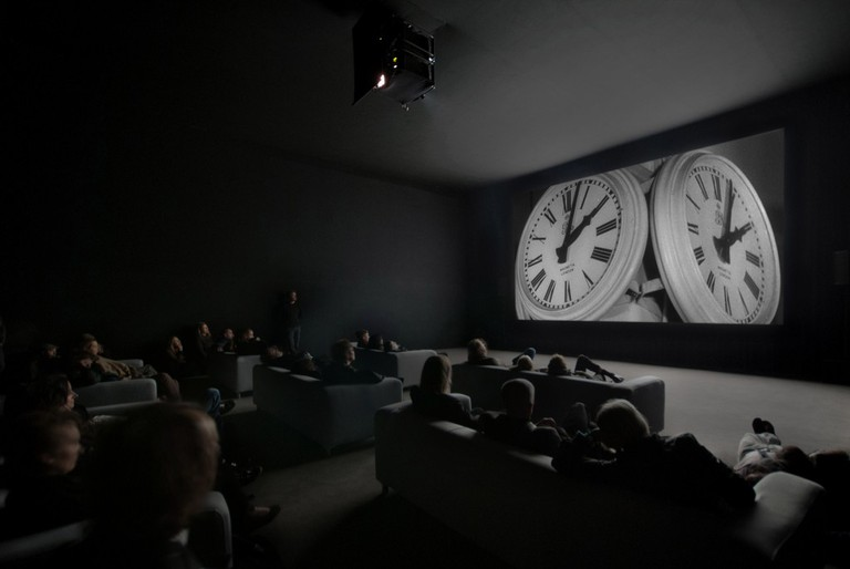 Christian Marclay, The Clock, 2010. © the artist. Photo: Ben Westoby. Courtesy White Cube